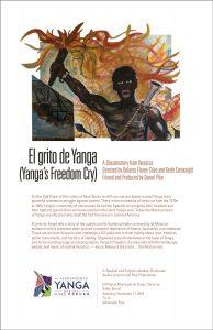 El grito de Yanga Poster